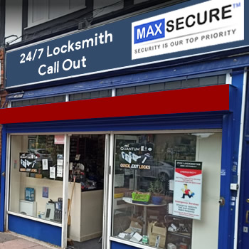 Locksmith store in Elephant and Castle